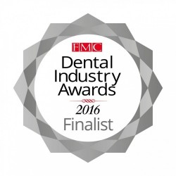 We Are Triple Finalists at the Dental Industry Awards 2016!