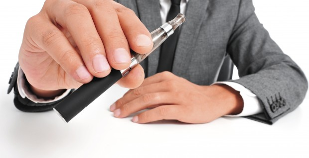 E-cigarettes may soon become available on the NHS